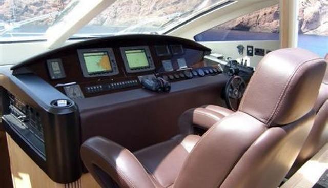 Predator 82 Charter Yacht - 4