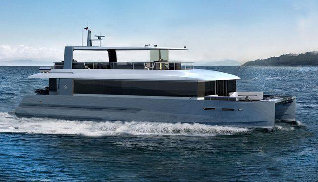 Kingcat 80 Charter Yacht