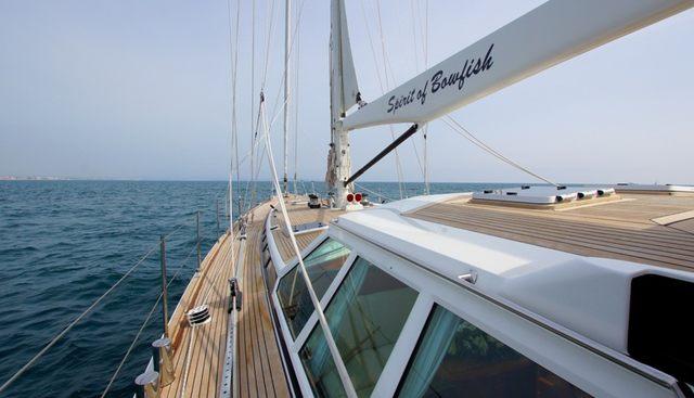 Scorpius Charter Yacht - 4