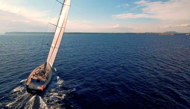 Wally Love Charter Yacht - 5