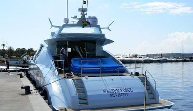 Magnum Force Charter Yacht - 4
