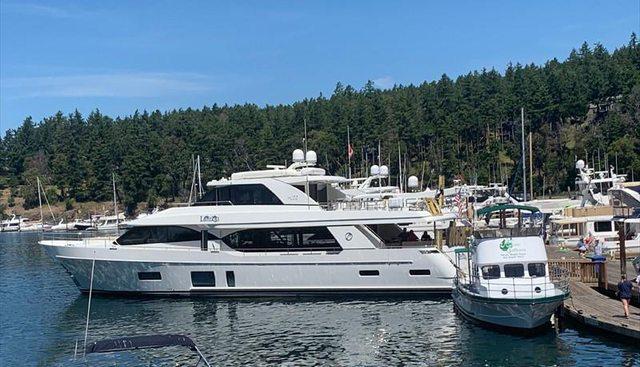 Lanikai Charter Yacht