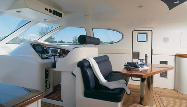 C'est La Vie Charter Yacht - 4