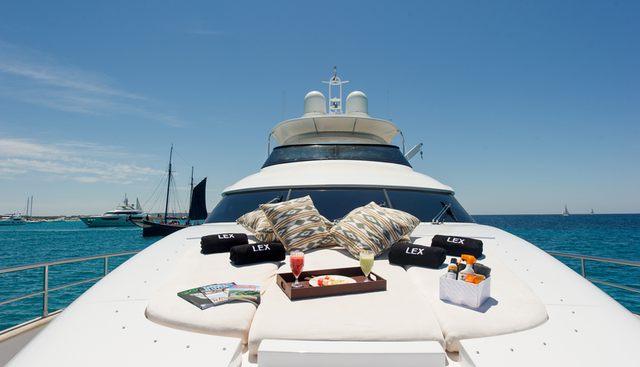 Lex Charter Yacht - 2