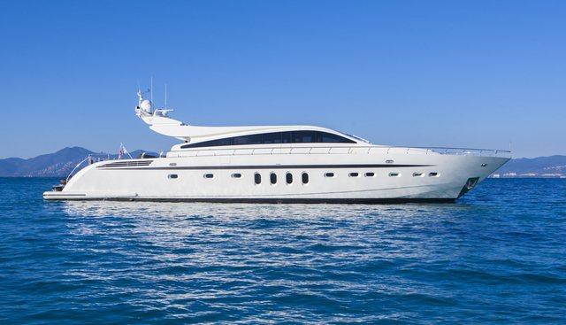 RG512 Charter Yacht