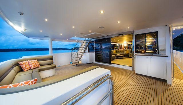 Corroboree Charter Yacht - 6