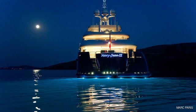 Mary-Jean II Charter Yacht - 6