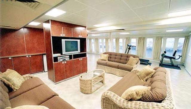 Custom Power Catamaran Charter Yacht - 3