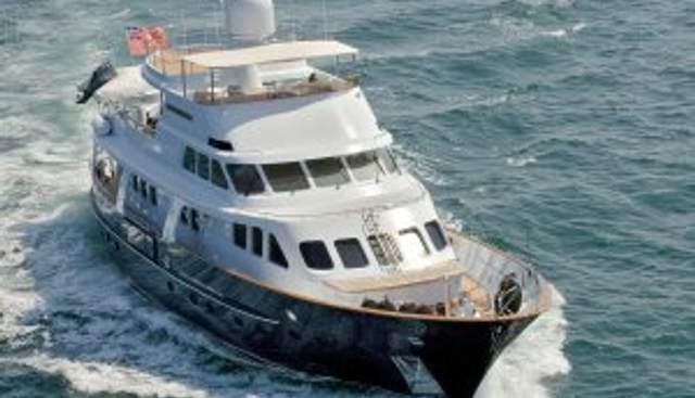 Moonshadow Noa Charter Yacht - 2