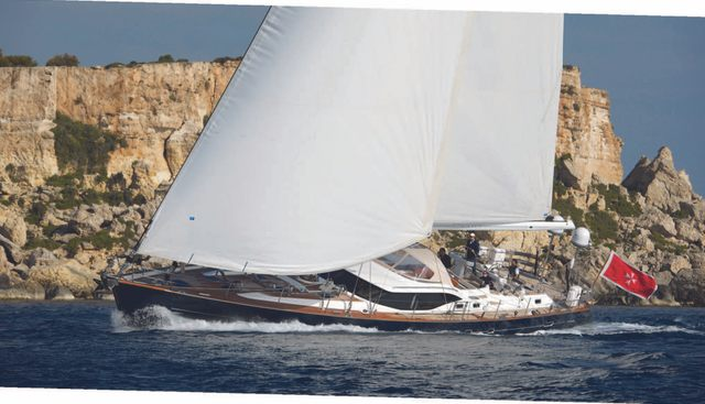 Mathilda Sound Charter Yacht