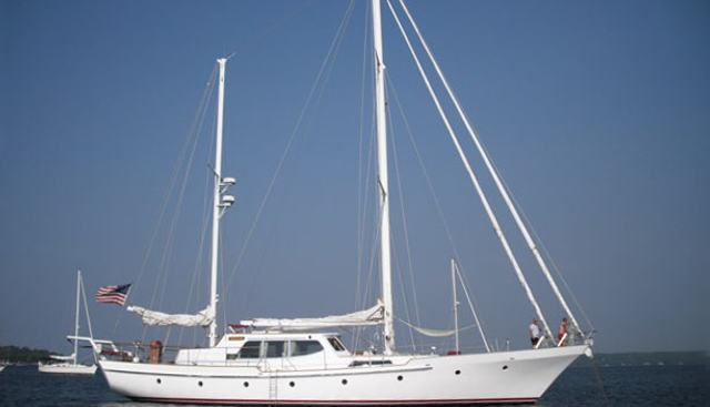 Altair Charter Yacht