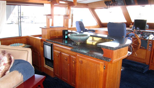 Hakai Charter Yacht - 4