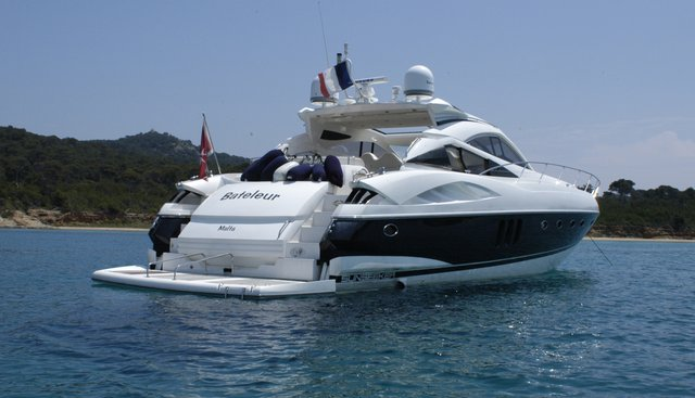 Rehab Charter Yacht - 2