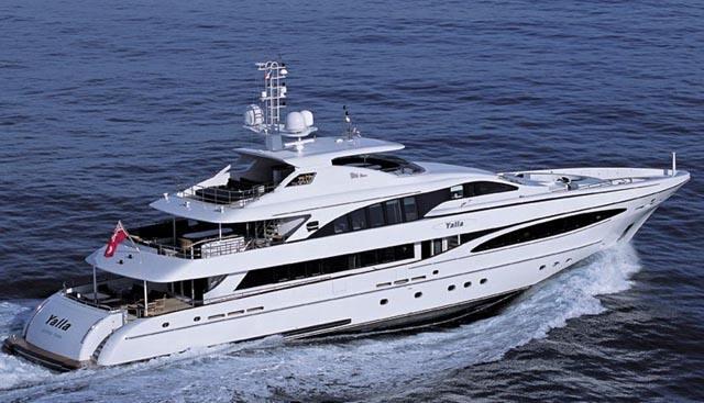 Yalla Charter Yacht - 3