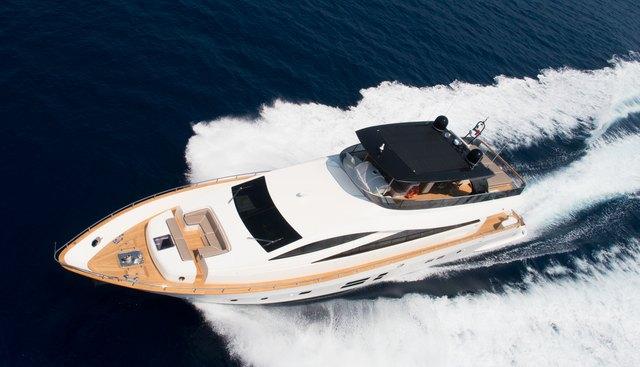 Baccarat Charter Yacht - 2