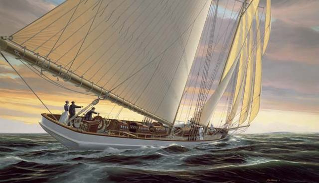 Coronet Charter Yacht - 3
