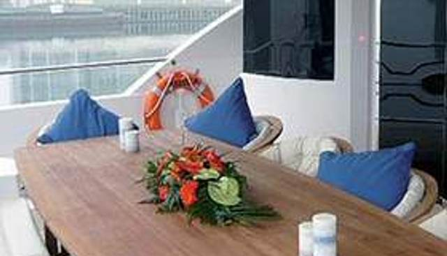 Frivolous Charter Yacht - 3