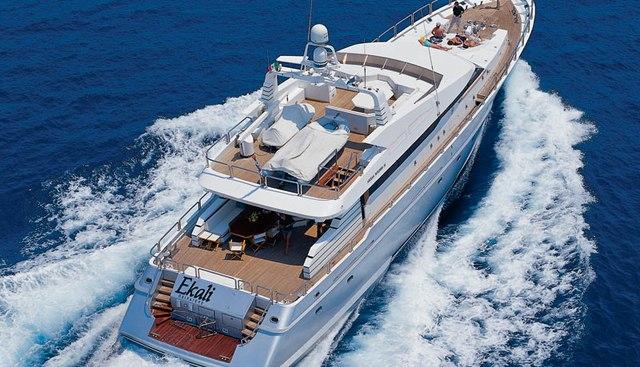 Evidence Charter Yacht - 5