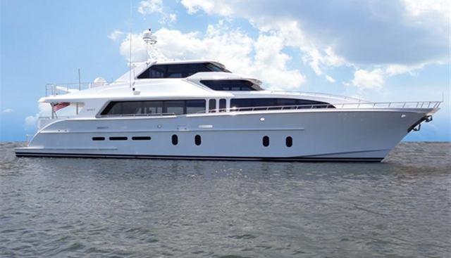 Queen of Diamonds Charter Yacht