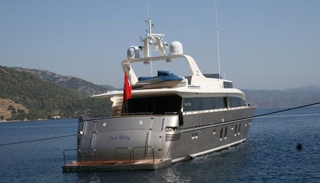 True Story Charter Yacht - 4