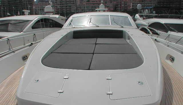 Sarah A Charter Yacht - 3