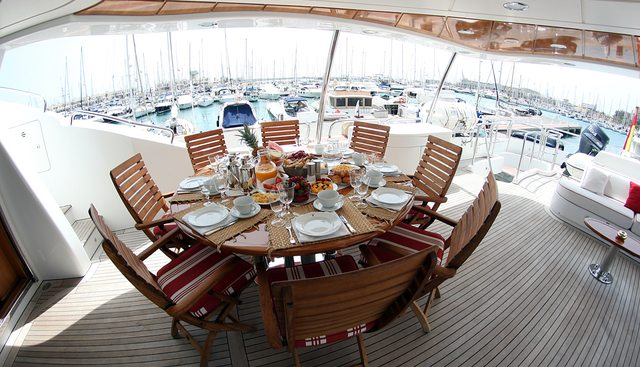 Anypa Charter Yacht - 4