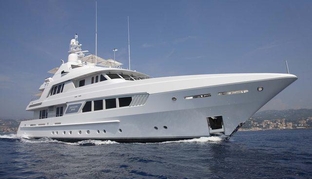 Kathleen Anne Charter Yacht