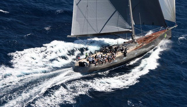 Y3K Charter Yacht