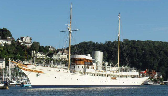 Nahlin Charter Yacht - 5