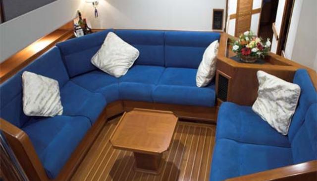 Ocean Leopard Charter Yacht - 5