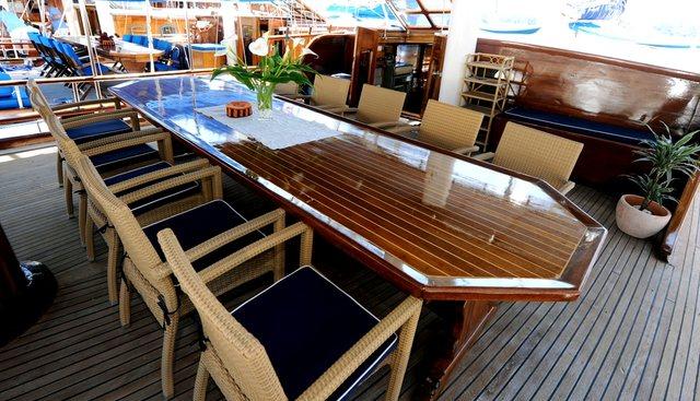 Perla Charter Yacht - 4