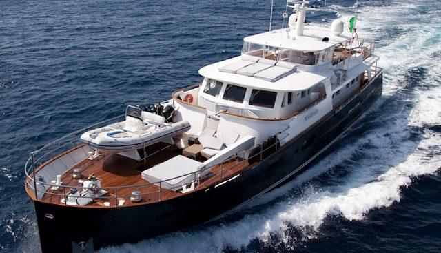 Persuader Charter Yacht
