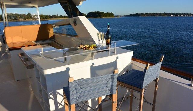 Calliope Charter Yacht - 4