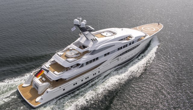 Amatasia Charter Yacht - 2