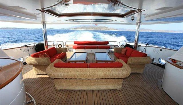 Magenta M Charter Yacht - 4