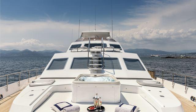Antisan Charter Yacht - 2