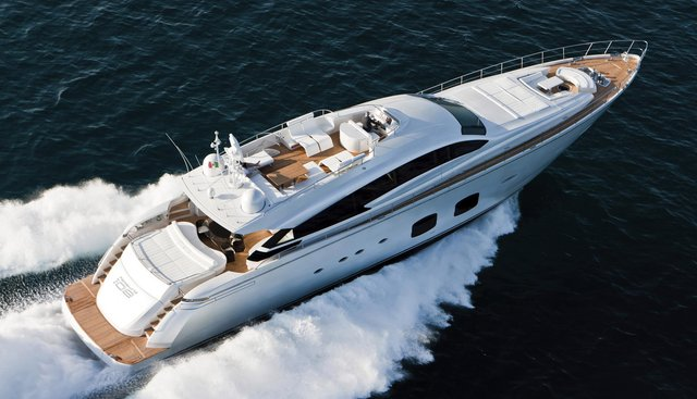 X Trem II Charter Yacht