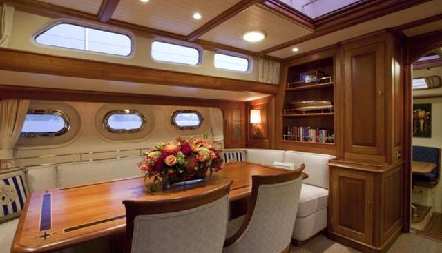 Audrey II Charter Yacht - 3