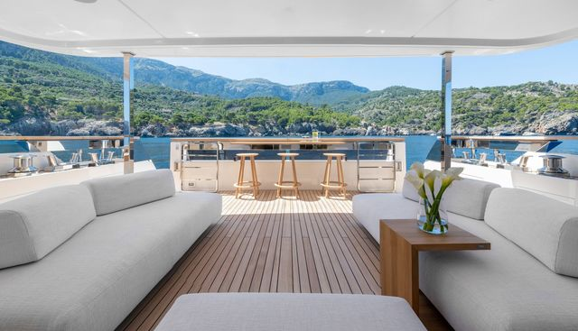 Sangha Charter Yacht - 3