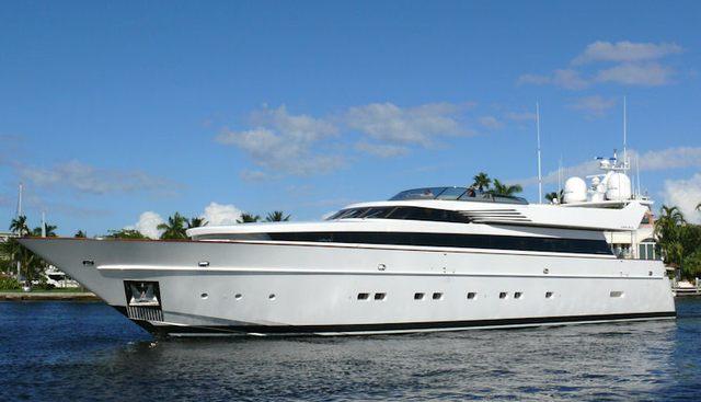 Lunacea Charter Yacht