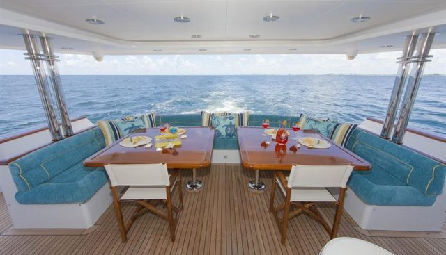 Alican Charter Yacht - 5