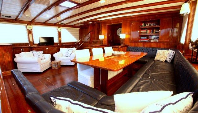 Queen of Datca Charter Yacht - 7