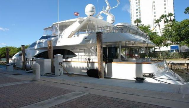 Island Seeker Charter Yacht - 2