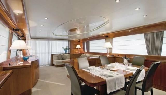 Falcon 90 Charter Yacht - 6