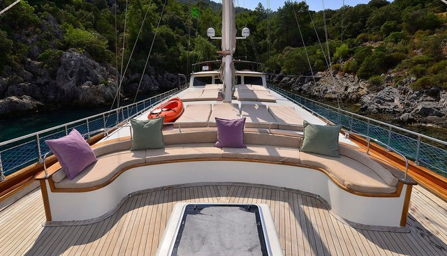 Luce Del Mare Charter Yacht - 3