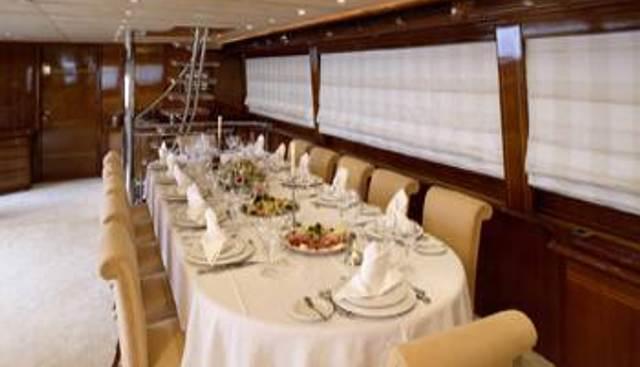 Corvus Charter Yacht - 7