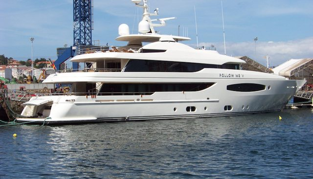 Follow Me V Charter Yacht - 3