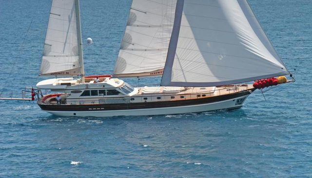 Serenity 86 Charter Yacht - 2