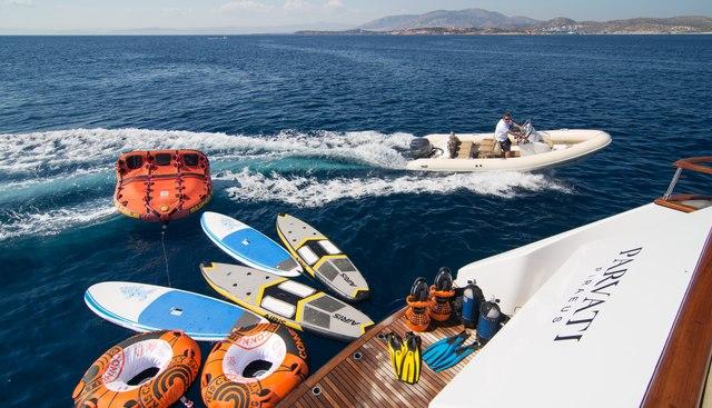 Parvati Charter Yacht - 5