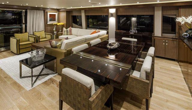 Hatteras 80 Charter Yacht - 3